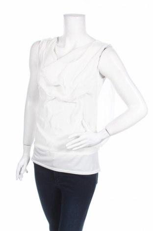 Γυναικείο αμάνικο μπλουζάκι Armand Thiery, Μέγεθος S, Χρώμα Λευκό, Τιμή 3,16€
