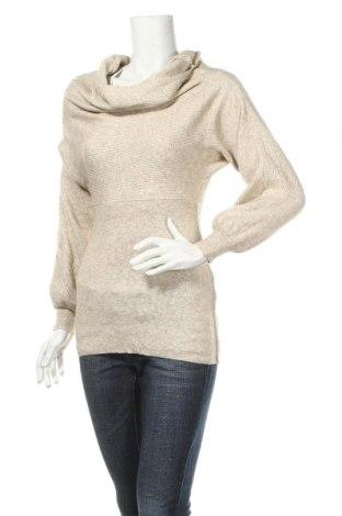 Γυναικείο πουλόβερ, Μέγεθος S, Χρώμα  Μπέζ, Τιμή 4,02€