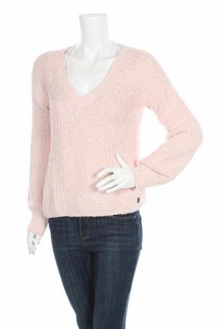 Dámsky polóver Abercrombie & Fitch, Veľkosť XS, Farba Ružová, 68% bavlna, 17% polyester, 15% polyamide, Cena  34,20€
