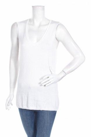 Дамски пуловер Anne L., Размер S, Цвят Бял, 60% памук, 40% вискоза, Цена 6,25лв.