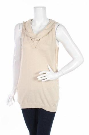 Γυναικείο πουλόβερ Apart, Μέγεθος XS, Χρώμα  Μπέζ, 55% βαμβάκι, 45% βισκόζη, Τιμή 13,63€