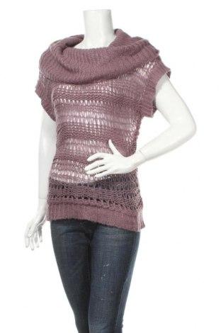Дамски пуловер Arden B., Размер XS, Цвят Лилав, 74% акрил, 16% полиамид, 10% вълна, Цена 7,00лв.