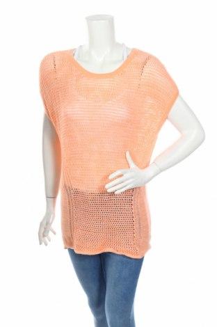 Дамски пуловер Now, Размер S, Цвят Розов, Памук, Цена 5,25лв.