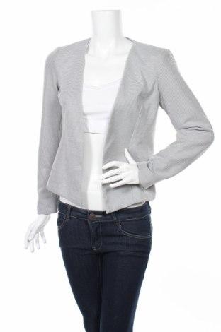 Dámske sako  Only, Veľkosť S, Farba Sivá, 97% polyester, 3% elastan, Cena  6,70€