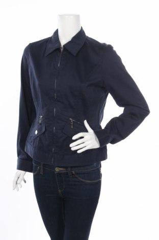 Дамско яке Jones New York, Размер S, Цвят Син, 98% памук, 2% еластан, Цена 19,76лв.