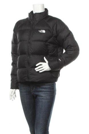 Дамско яке The North Face, Размер M, Цвят Черен, Полиамид, пух и пера, Цена 214,02лв.