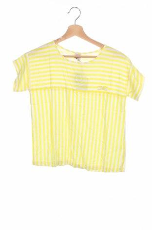 Детска блуза Karl Marc John, Размер 12-13y/ 158-164 см, Цвят Жълт, Вискоза, Цена 9,60лв.