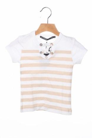 Детска блуза Le Phare De La Baleine, Размер 2-3y/ 98-104 см, Цвят Бял, Памук, Цена 9,60лв.