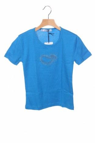 Детска блуза Le Phare De La Baleine, Размер 7-8y/ 128-134 см, Цвят Син, Памук, Цена 9,60лв.