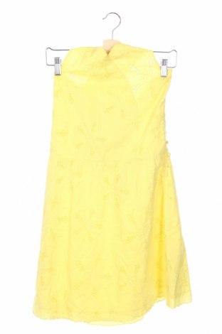 Детска рокля Antik Batik, Размер 13-14y/ 164-168 см, Цвят Жълт, Цена 31,15лв.