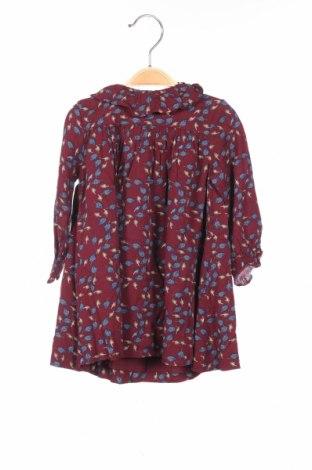 Dětské šaty  Gocco, Rozměr 18-24m/ 86-98 cm, Barva Červená, Viskóza, Cena  278,00Kč