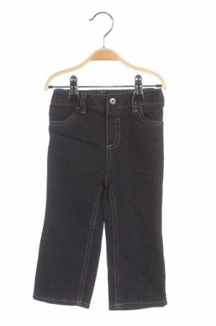 Dětské džíny  Calvin Klein Jeans, Rozměr 12-18m/ 80-86 cm, Barva Šedá, 98% bavlna, 2% elastan, Cena  549,00Kč