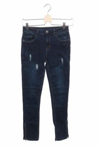 Dziecięce jeansy Orchestra, Rozmiar 11-12y/ 152-158 cm, Kolor Niebieski, 99% bawełna, 1% elastyna, Cena 30,55zł