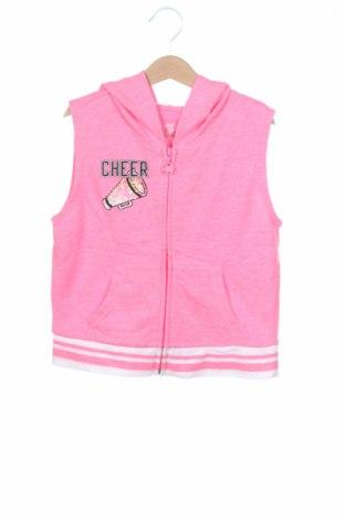 Dětská vesta  Justice, Rozměr 11-12y/ 152-158 cm, Barva Růžová, 60% bavlna, 40% polyester, Cena  106,00Kč