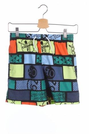 Pantaloni scurți de copii, Mărime 8-9y/ 134-140 cm, Culoare Multicolor, 100% poliester, Preț 25,79 Lei