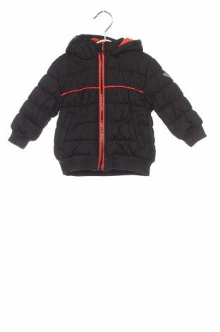 Детско яке La Compagnie des Petits, Размер 9-12m/ 74-80 см, Цвят Черен, Полиестер, Цена 74,76лв.
