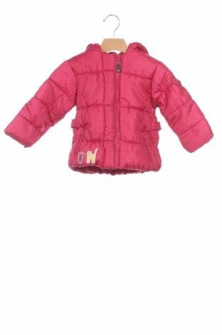 Детско яке La Compagnie des Petits, Размер 18-24m/ 86-98 см, Цвят Розов, Полиамид, Цена 57,85лв.