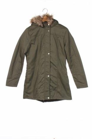 Dětská bunda  Only Kids, Rozměr 12-13y/ 158-164 cm, Barva Zelená, 80% bavlna, 20% polyester, Cena  1010,00Kč