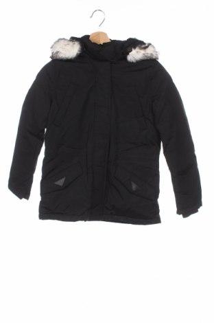 Детско яке Schott, Размер 11-12y/ 152-158 см, Цвят Черен, 60% памук, 40% полиамид, Цена 143,20лв.