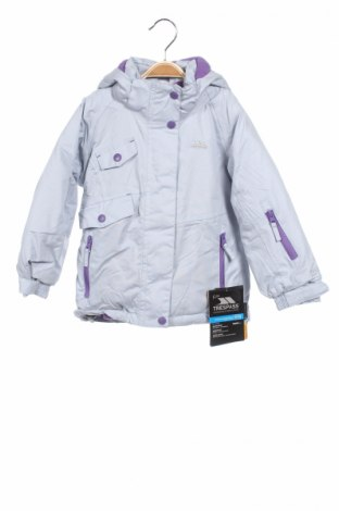 Детско яке за зимни спортове Trespass, Размер 18-24m/ 86-98 см, Цвят Син, Полиестер, Цена 99,96лв.