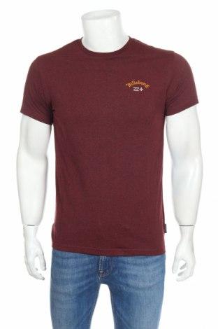 Tricou de bărbați Billabong, Mărime S, Culoare Roșu, 52% bumbac, 48% poliester, Preț 44,63 Lei