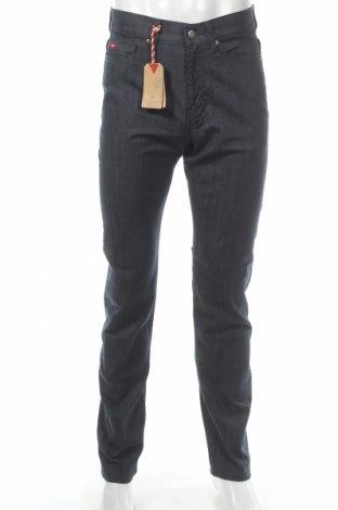 Męskie jeansy Lee Cooper, Rozmiar M, Kolor Niebieski, 98% bawełna, 2% elastyna, Cena 70,79zł