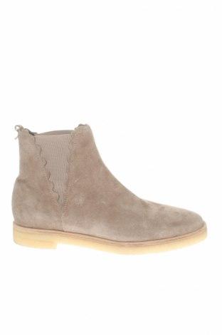 Ανδρικά παπούτσια Kennel & Schmenger, Μέγεθος 43, Χρώμα  Μπέζ, Φυσικό σουέτ, Τιμή 90,31€