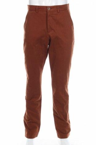 Ανδρικό παντελόνι Cyrillus, Μέγεθος L, Χρώμα Καφέ, Βαμβάκι, Τιμή 17,16€