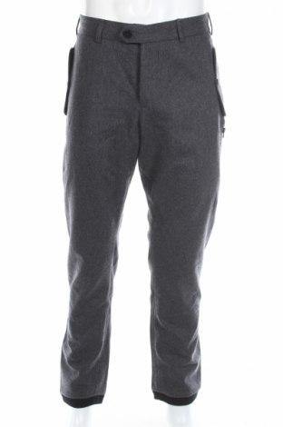 Pánske nohavice  French Connection, Veľkosť L, Farba Sivá, 70% vlna, 30% polyester, Cena  61,44€