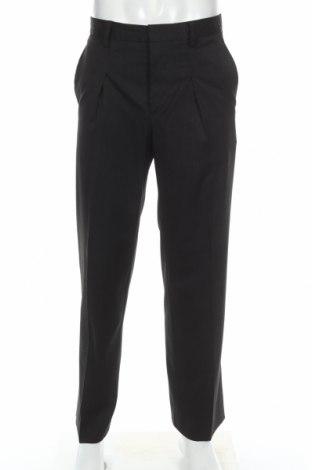 Мъжки панталон J.lindeberg, Размер M, Цвят Сив, 63% полиестер, 34% вискоза, 3% еластан, Цена 22,25лв.