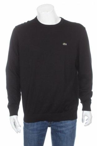 Pánsky sveter  Lacoste, Veľkosť XL, Farba Čierna, Bavlna, Cena  44,95€