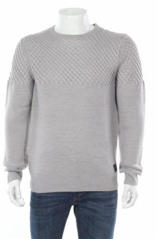 Ανδρικό πουλόβερ Scott, Μέγεθος M, Χρώμα Γκρί, Ακρυλικό, Τιμή 29,90€