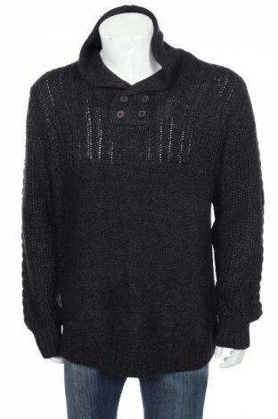 Ανδρικό πουλόβερ Scott, Μέγεθος XXL, Χρώμα Μαύρο, Ακρυλικό, Τιμή 30,41€
