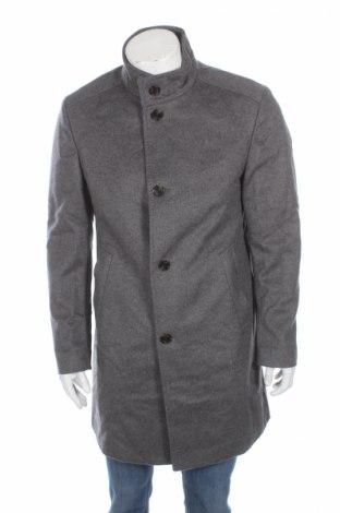 Pánský kabát  Joop!, Rozměr L, Barva Šedá, 75% vlna, 20% polyamide, 5% kašmír , Cena  5943,00Kč
