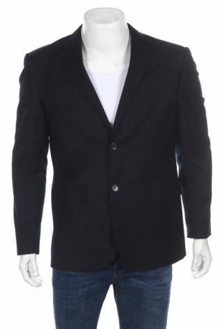 Мъжко сако Alessandro Reale, Размер M, Цвят Син, Цена 11,25лв.