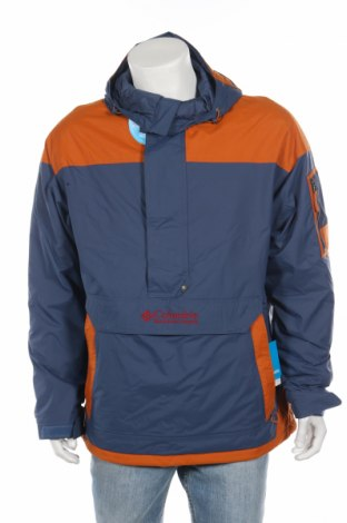 Pánska športová bunda  Columbia, Veľkosť L, Farba Modrá, Polyamide, Cena  69,69€
