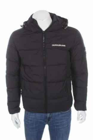 Pánska bunda  Calvin Klein Jeans, Veľkosť S, Farba Čierna, Polyester, Cena  139,79€