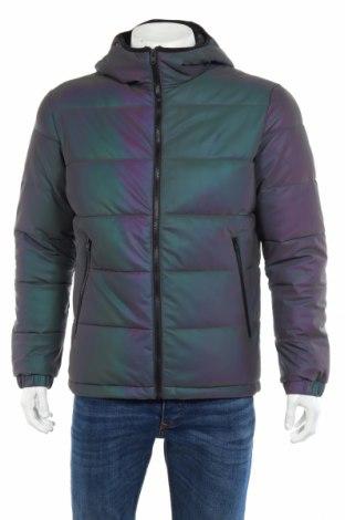 Pánska bunda  Core By Jack & Jones, Veľkosť M, Farba Strieborná, 88% polyester, 12% elastan, Cena  49,07€
