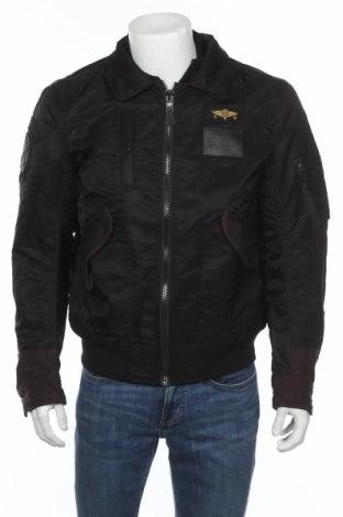 Pánska bunda  Schott, Veľkosť L, Farba Čierna, Polyamide, Cena  131,54€