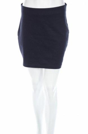 Φούστα Cubus, Μέγεθος M, Χρώμα Μπλέ, 75% πολυεστέρας, 20% βισκόζη, 5% ελαστάνη, Τιμή 3,53€