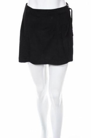 Пола Zara Trafaluc, Размер XS, Цвят Черен, Цена 7,25лв.
