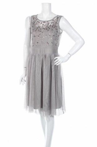 Φόρεμα Esprit, Μέγεθος L, Χρώμα Γκρί, Πολυεστέρας, Τιμή 15,31€
