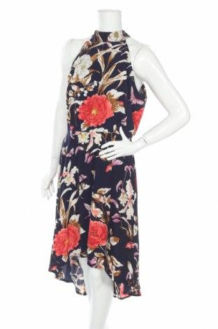 Φόρεμα Iska, Μέγεθος L, Χρώμα Μπλέ, Πολυεστέρας, Τιμή 13,68€