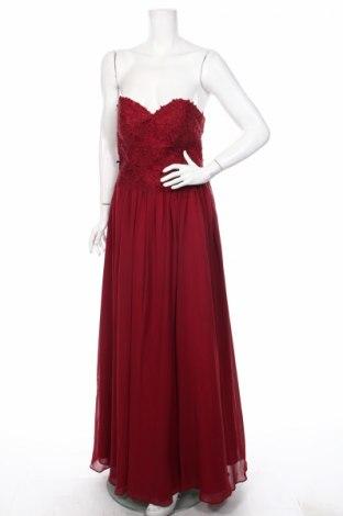 Φόρεμα Mascara, Μέγεθος M, Χρώμα Κόκκινο, Πολυεστέρας, Τιμή 37,24€