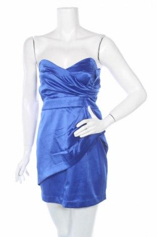 Φόρεμα Usco, Μέγεθος M, Χρώμα Μπλέ, 61% πολυεστέρας, 36% βαμβάκι, 3% ελαστάνη, Τιμή 10,61€