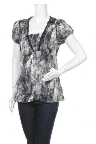 Дамска блуза Agb, Размер M, Цвят Многоцветен, Полиестер, Цена 4,46лв.