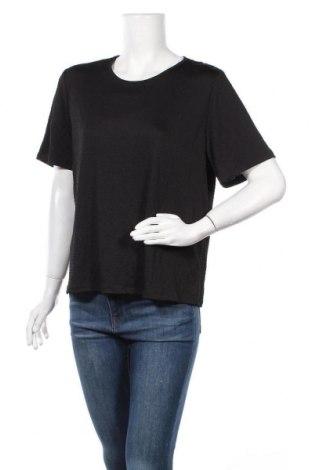 Γυναικεία μπλούζα Alia, Μέγεθος L, Χρώμα Μαύρο, 99% πολυεστέρας, 1% ελαστάνη, Τιμή 4,09€