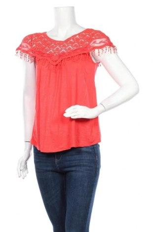 Дамска блуза B.C. Best Connections, Размер S, Цвят Оранжев, Вискоза, Цена 4,73лв.