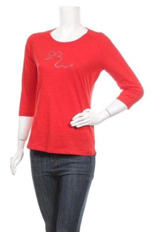 Дамска блуза Bexleys, Размер S, Цвят Червен, Памук, Цена 16,96лв.