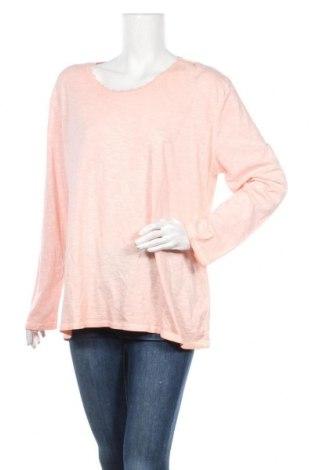Γυναικεία μπλούζα Charles Vogele, Μέγεθος XXL, Χρώμα Ρόζ , Βαμβάκι, Τιμή 8,77€